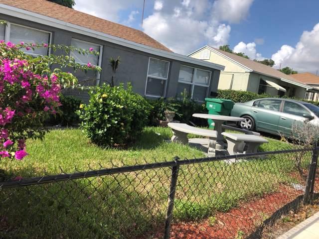 717 W 4th Street, Riviera Beach, FL 33404 (MLS #RX-10560451) :: Berkshire Hathaway HomeServices EWM Realty