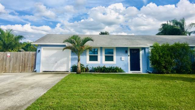 608 W Kalmia Drive, Lake Park, FL 33403 (#RX-10560462) :: The Reynolds Team/Treasure Coast Sotheby's International Realty