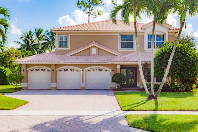 570 Cypress Crossing, Wellington, FL 33414 (MLS #RX-10560519) :: Castelli Real Estate Services