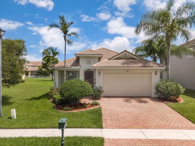 390 Belle Grove Lane, Royal Palm Beach, FL 33411 (MLS #RX-10560551) :: Laurie Finkelstein Reader Team