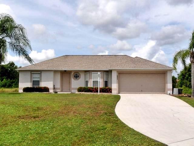 692 SW Addie Street, Port Saint Lucie, FL 34983 (#RX-10560554) :: Ryan Jennings Group