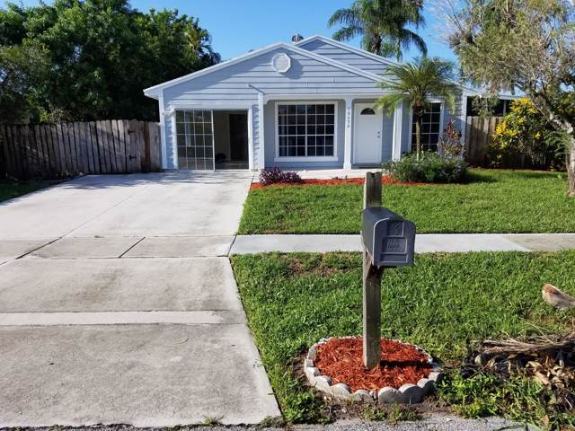 10634 Aquarius Lane, Royal Palm Beach, FL 33411 (#RX-10560560) :: Ryan Jennings Group