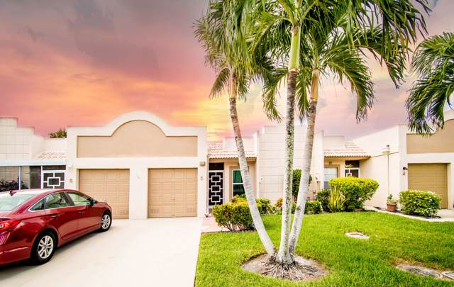 9070 Tracy Court #5, Boca Raton, FL 33496 (#RX-10560579) :: Ryan Jennings Group