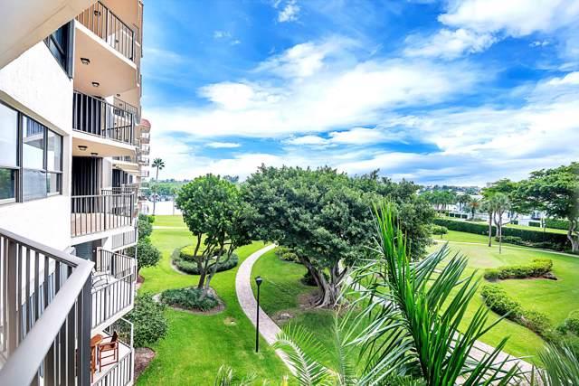 899 Jeffery Street #403, Boca Raton, FL 33487 (MLS #RX-10560621) :: The Paiz Group