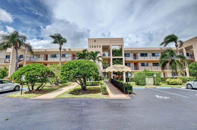 15075 Witney Road #202, Delray Beach, FL 33484 (#RX-10560642) :: Ryan Jennings Group