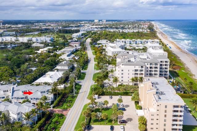 3960 N Ocean Boulevard #4, Gulf Stream, FL 33483 (MLS #RX-10560646) :: Berkshire Hathaway HomeServices EWM Realty