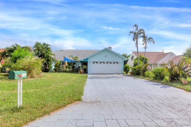 702 Mallard Drive, Delray Beach, FL 33444 (#RX-10560664) :: Ryan Jennings Group
