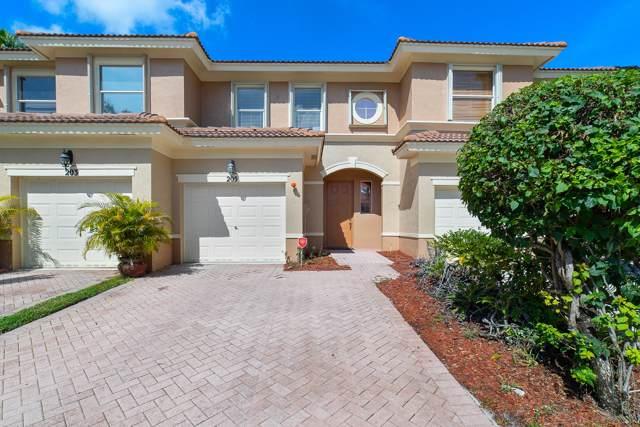 205 River Bluff Lane, Royal Palm Beach, FL 33411 (#RX-10560679) :: Weichert, Realtors® - True Quality Service