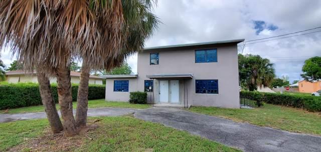1400 W 28th Street, Riviera Beach, FL 33404 (#RX-10560766) :: Weichert, Realtors® - True Quality Service