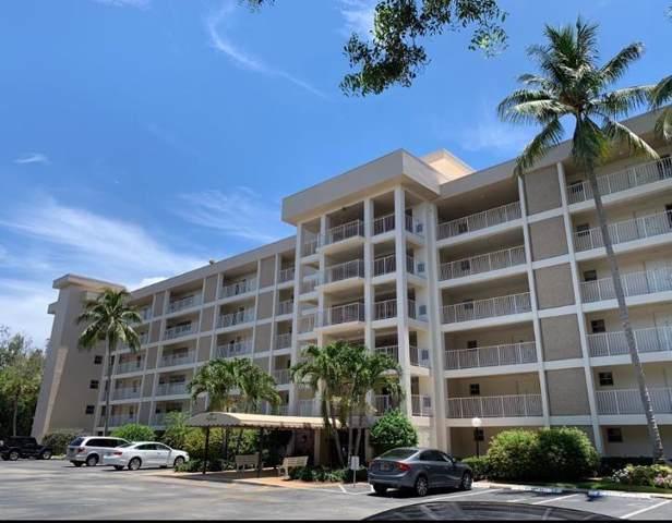 2600 S Course Drive #403, Pompano Beach, FL 33069 (MLS #RX-10560832) :: Boca Lake Realty