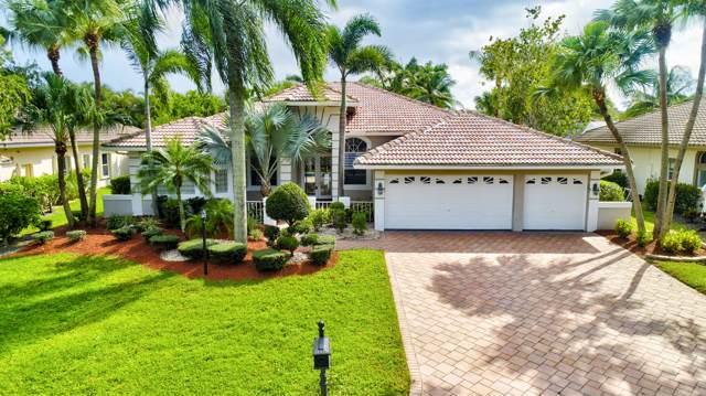 9934 NW 65th Manor, Parkland, FL 33076 (MLS #RX-10560836) :: The Paiz Group