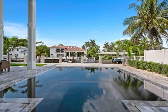 1021 Brooks Lane, Delray Beach, FL 33483 (MLS #RX-10560862) :: Berkshire Hathaway HomeServices EWM Realty