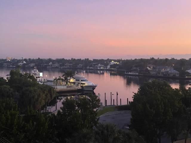 1 Harbourside Drive #3605, Delray Beach, FL 33483 (#RX-10560903) :: Ryan Jennings Group