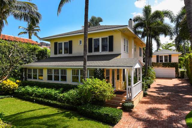 350 Seaspray Avenue, Palm Beach, FL 33480 (#RX-10560956) :: Ryan Jennings Group