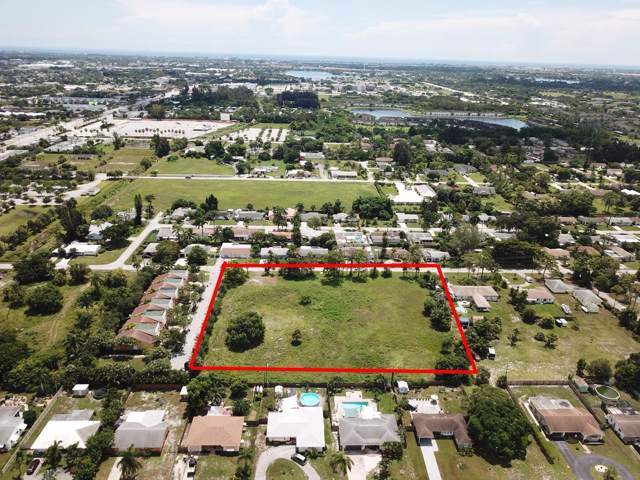 4225 Gulfstream Road, Lake Worth, FL 33461 (#RX-10560961) :: Ryan Jennings Group