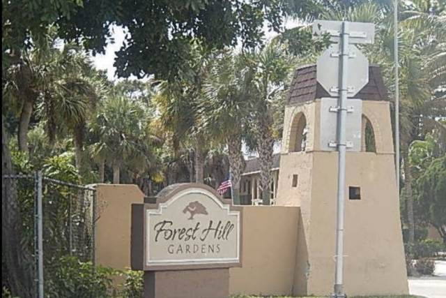 6074 Forest Hill Boulevard #211, West Palm Beach, FL 33415 (#RX-10561057) :: Weichert, Realtors® - True Quality Service