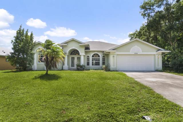 5354 NW Lamoore Lane, Port Saint Lucie, FL 34983 (#RX-10561113) :: The Reynolds Team/ONE Sotheby's International Realty