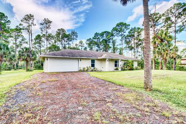 17184 63rd Road N, Loxahatchee, FL 33470 (MLS #RX-10561134) :: Boca Lake Realty
