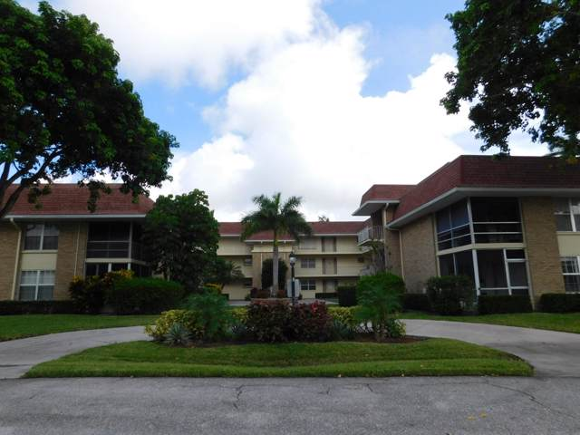 5580 Tamberlane Circle #234, Palm Beach Gardens, FL 33418 (#RX-10561190) :: Ryan Jennings Group