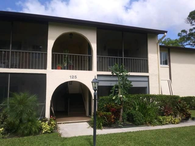 125 Lake Pine Circle D-2, Greenacres, FL 33463 (#RX-10561223) :: Weichert, Realtors® - True Quality Service
