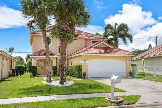 12271 Sand Wedge Drive, Boynton Beach, FL 33437 (#RX-10561230) :: Ryan Jennings Group