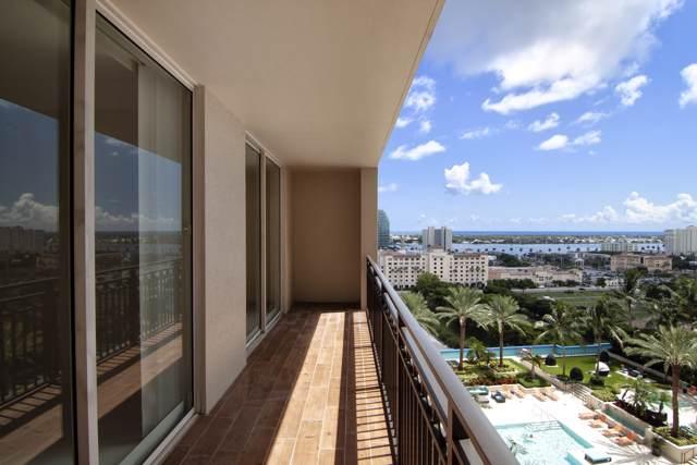 550 Okeechobee Boulevard #1607, West Palm Beach, FL 33401 (#RX-10561258) :: Ryan Jennings Group