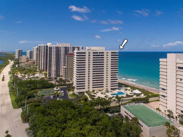 5280 N Ocean Drive 3-A, Singer Island, FL 33404 (MLS #RX-10561280) :: Castelli Real Estate Services