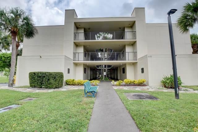 5130 Las Verdes Circle #323, Delray Beach, FL 33484 (#RX-10561305) :: Ryan Jennings Group