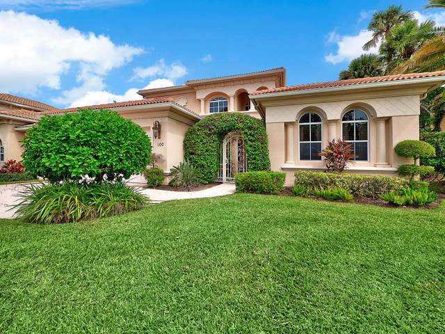 100 Abondance Drive, Palm Beach Gardens, FL 33410 (#RX-10561330) :: Ryan Jennings Group