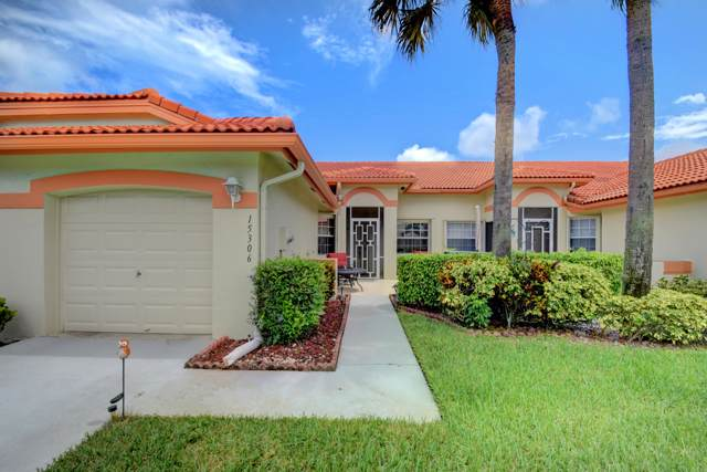 15306 W Tranquillity Lake Drive, Delray Beach, FL 33446 (#RX-10561331) :: Ryan Jennings Group
