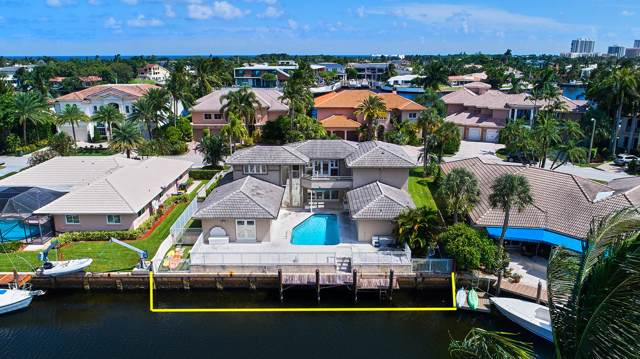 591 Golden Harbour Drive, Boca Raton, FL 33432 (#RX-10561340) :: Ryan Jennings Group