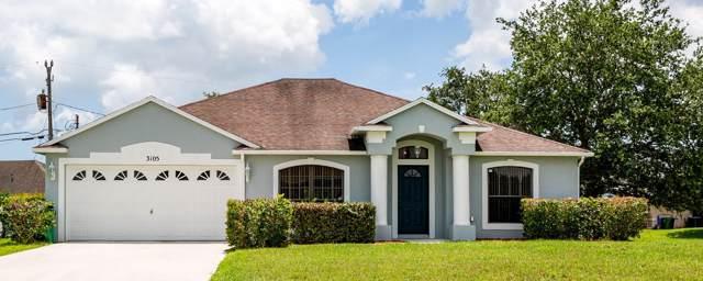 3105 SE Card Terrace, Port Saint Lucie, FL 34984 (#RX-10561355) :: Ryan Jennings Group