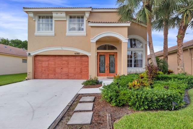 6368 Branchwood Drive, Lake Worth, FL 33467 (#RX-10561394) :: Ryan Jennings Group