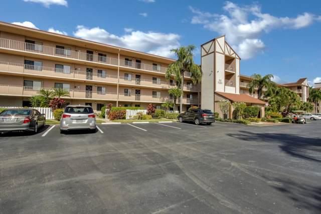7301 Amberly Lane #201, Delray Beach, FL 33446 (#RX-10561397) :: Ryan Jennings Group