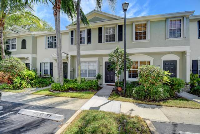 1044 Kokomo Key Lane, Delray Beach, FL 33483 (#RX-10561417) :: Weichert, Realtors® - True Quality Service