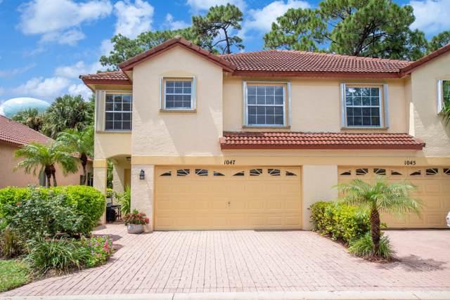 1047 Via Jardin, Riviera Beach, FL 33418 (#RX-10561441) :: Weichert, Realtors® - True Quality Service