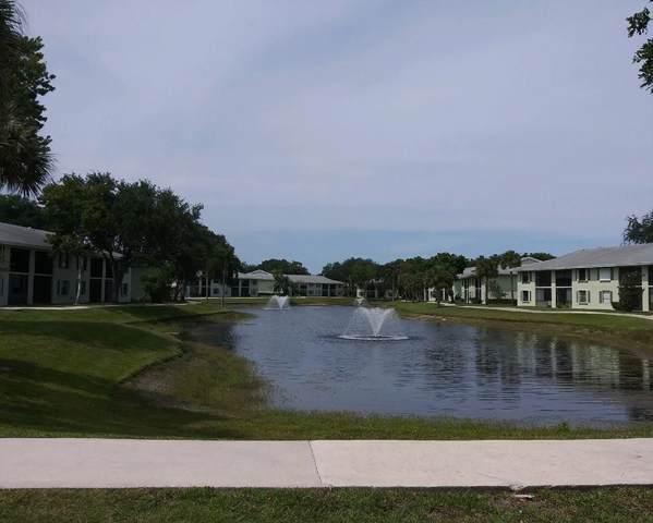 1201 Sabal Ridge Circle F, Palm Beach Gardens, FL 33418 (MLS #RX-10561448) :: Castelli Real Estate Services