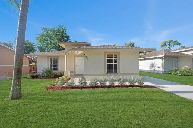 4848 Carver Street, Lake Worth, FL 33463 (#RX-10561464) :: Weichert, Realtors® - True Quality Service