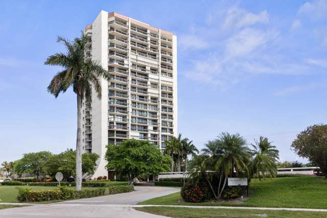 2000 Presidential Way #302, West Palm Beach, FL 33401 (#RX-10561469) :: Harold Simon | Keller Williams Realty Services