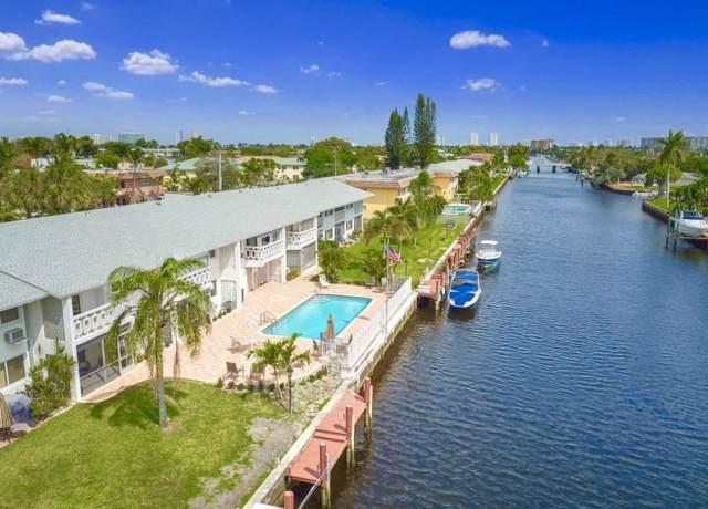 800 Pine Drive #13, Pompano Beach, FL 33060 (MLS #RX-10561509) :: Boca Lake Realty