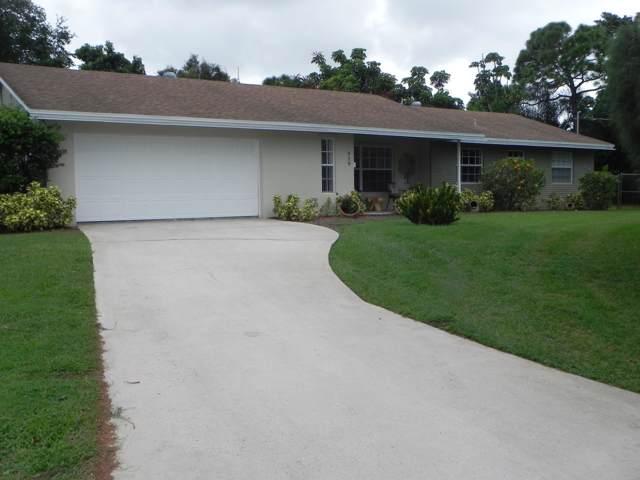 929 SW 28th Avenue, Boynton Beach, FL 33435 (#RX-10561512) :: Ryan Jennings Group