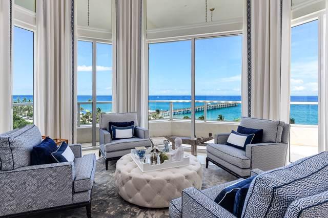 3000 S Ocean Boulevard Ph-4, Palm Beach, FL 33480 (#RX-10561520) :: Ryan Jennings Group