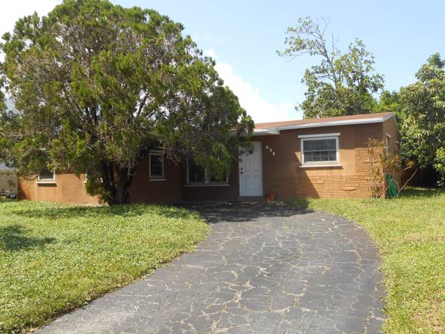 231 NE 23rd Street, Pompano Beach, FL 33060 (#RX-10561561) :: Weichert, Realtors® - True Quality Service