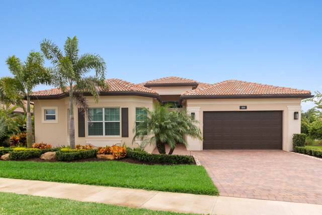 8880 Golden Mountain Circle, Boynton Beach, FL 33473 (MLS #RX-10561586) :: Laurie Finkelstein Reader Team