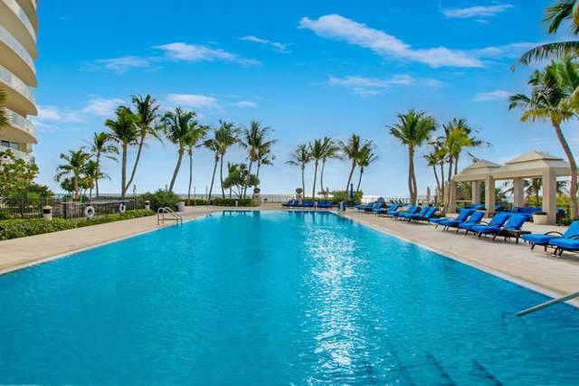 2700 N Ocean Drive 2303-A, Singer Island, FL 33404 (MLS #RX-10561591) :: Castelli Real Estate Services