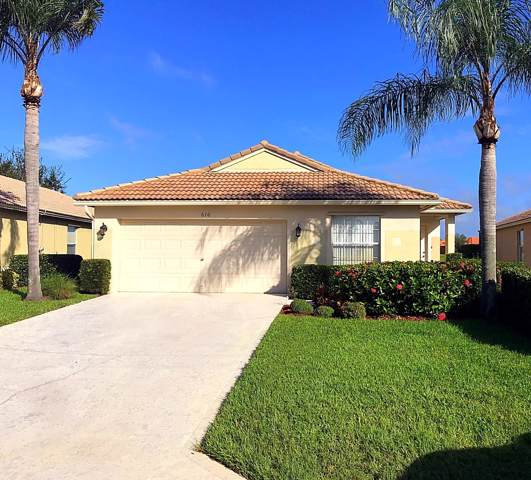 610 NW Stanford Lane E, Port Saint Lucie, FL 34983 (#RX-10561622) :: Weichert, Realtors® - True Quality Service