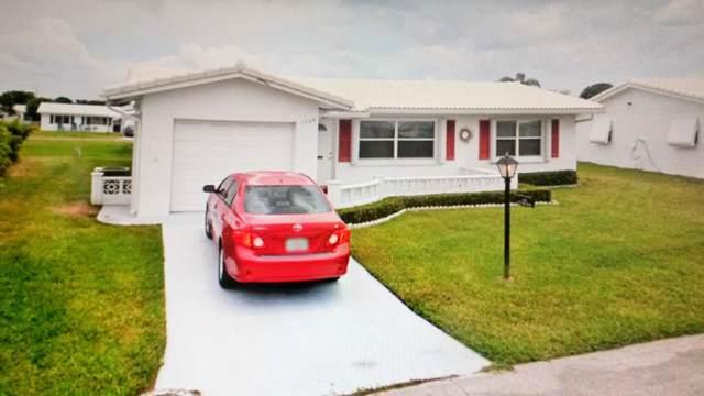 1706 SW 19th Drive, Boynton Beach, FL 33426 (#RX-10561623) :: Ryan Jennings Group