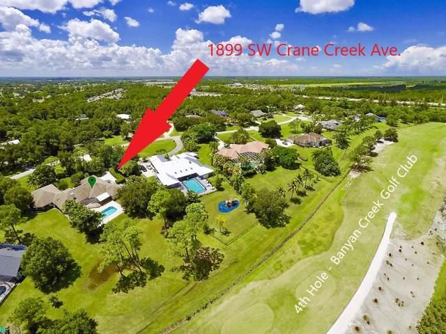 1899 SW Crane Creek Avenue, Palm City, FL 34990 (#RX-10561629) :: Weichert, Realtors® - True Quality Service