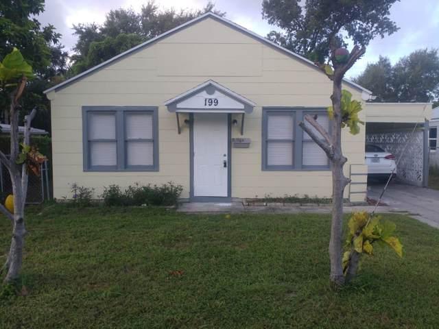 199 Silver Beach Road, Riviera Beach, FL 33403 (#RX-10561636) :: Weichert, Realtors® - True Quality Service