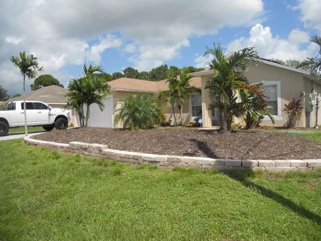 603 NW N Macedo Bv Boulevard, Port Saint Lucie, FL 34953 (#RX-10561658) :: Weichert, Realtors® - True Quality Service